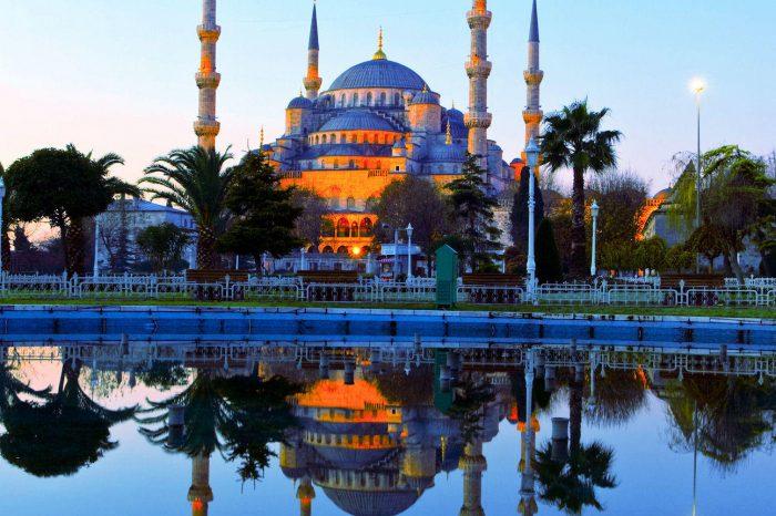 Εκδρομή Στην Κωνσταντινούπολη