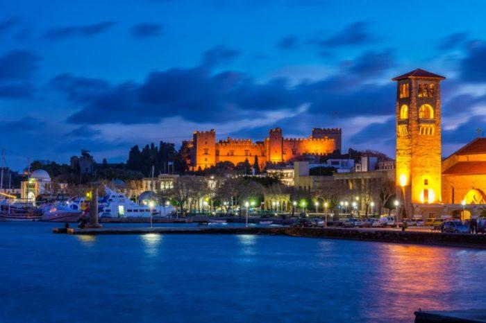 Ρόδος Μνημείο Παγκόσμιας Κληρονομιάς Unesco Τρεις Πόλεις Ιαλυσός, Κάμειρος , Λίνδος