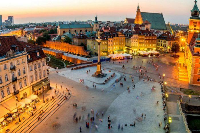 Πολωνία <br> 9ήμερη οδική εκδρομή</br>