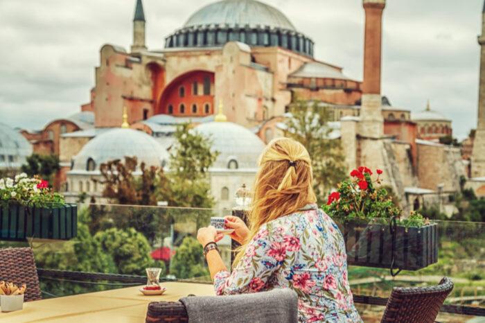 Κωνσταντινούπολη , Πόντος <br>  Αεροπορική εκδρομή</br>