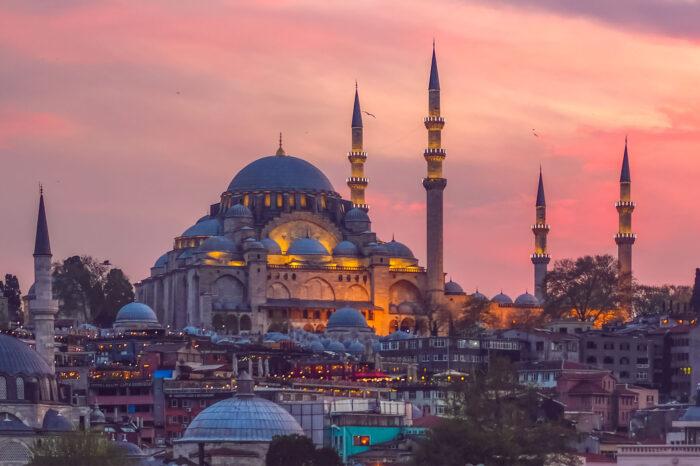 Κωνσταντινούπολη Προύσα 7ήμερη Οδική Εκδρομή