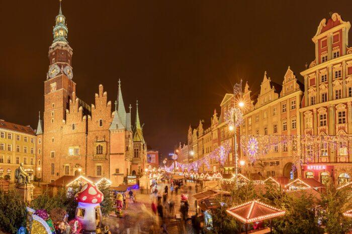 Χριστούγεννα στην Πολωνία <br> 9ήμερη οδική εκδρομή </br>