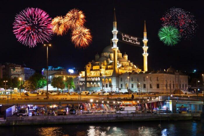 Τα Άγια Θεοφάνεια στην Κωνσταντινούπολη