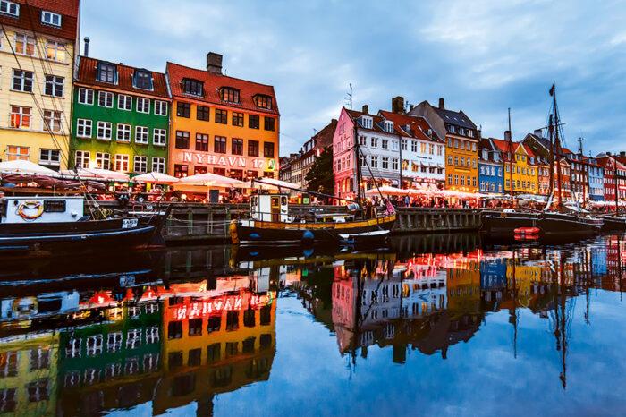 Κοπεγχάγη – Όσλο – Στοκχόλμη – Ταλίν – Ελσίνκι<br>10ήμερη αεροπορική εκδρομή</br>